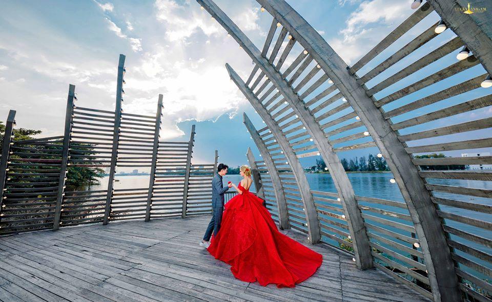 Xếp hạng 7 Studio chụp ảnh cưới đẹp và chất lượng nhất quận 11, TP.HCM -  Lucky Anh & Em