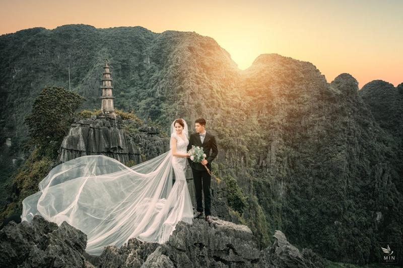 Xếp hạng 5 Studio chụp ảnh cưới đẹp nhất Hòa Bình -  Min Studio