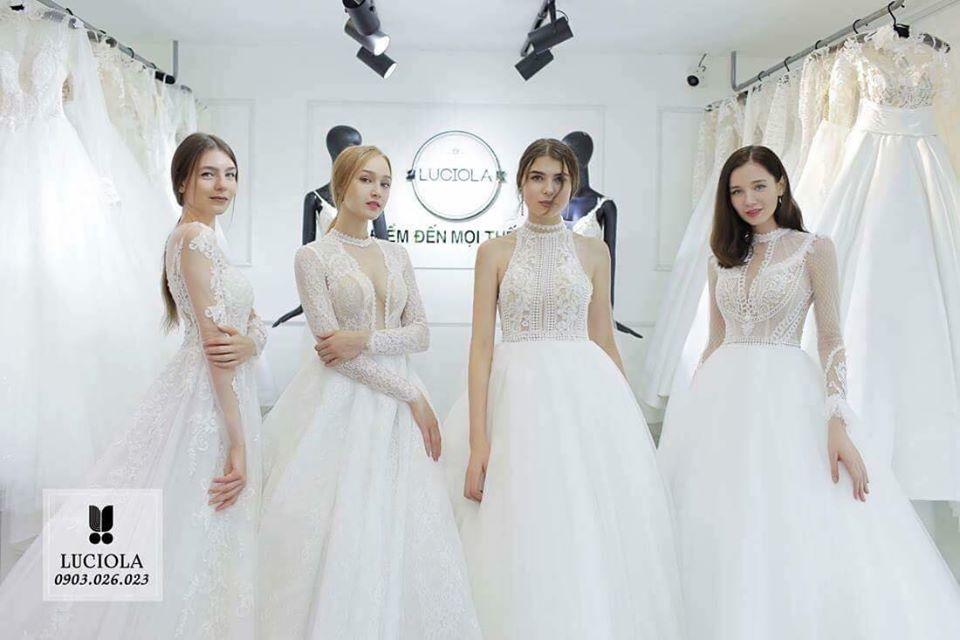 Xếp hạng 5 Studio chụp ảnh cưới đẹp và chất lượng nhất quận Bình Thạnh, TP. HCM -  Luciola Bridal