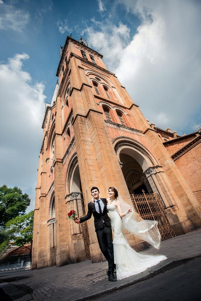 Xếp hạng 5 Studio chụp ảnh cưới đẹp nhất quận Thủ Đức, TPHCM -  Orange Studio