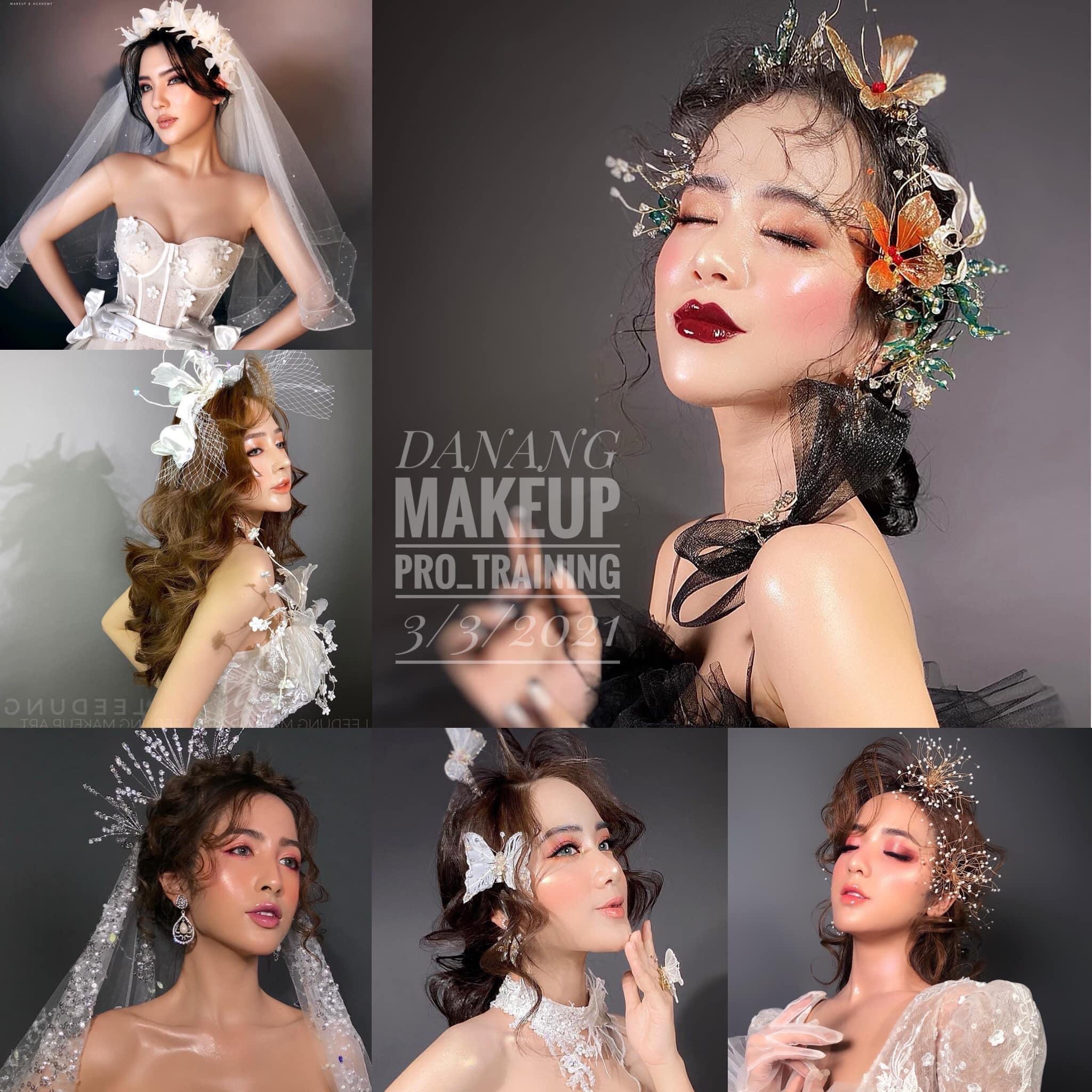 Top 7 tiệm trang điểm cô dâu đẹp nhất tại Đà Nẵng -  LeeDung Makeup