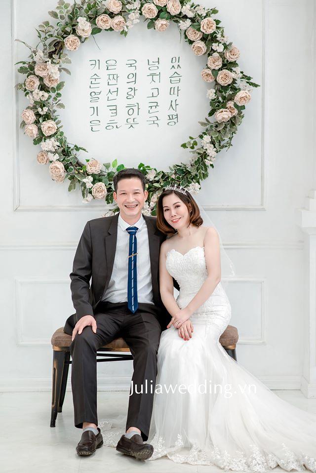Xếp hạng 7 Studio chụp ảnh cưới phong cách Hàn Quốc đẹp nhất quận Cầu Giấy, Hà Nội -  Julia Wedding VN