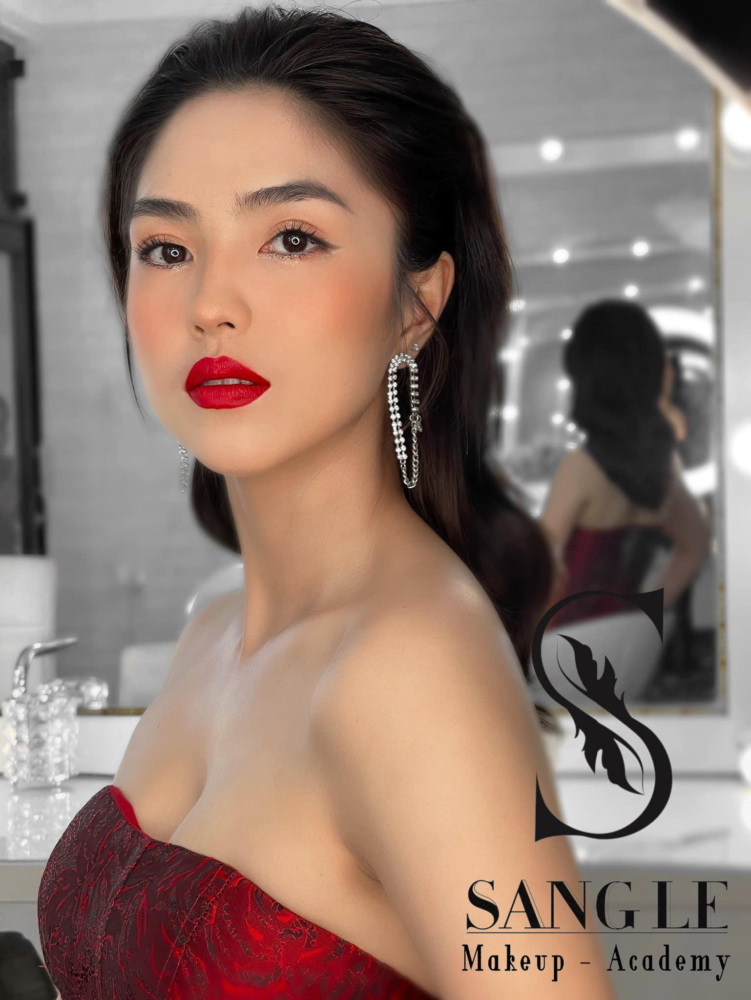 Top 7 tiệm trang điểm cô dâu đẹp nhất tại Cần Thơ -  Sang Lê Make up