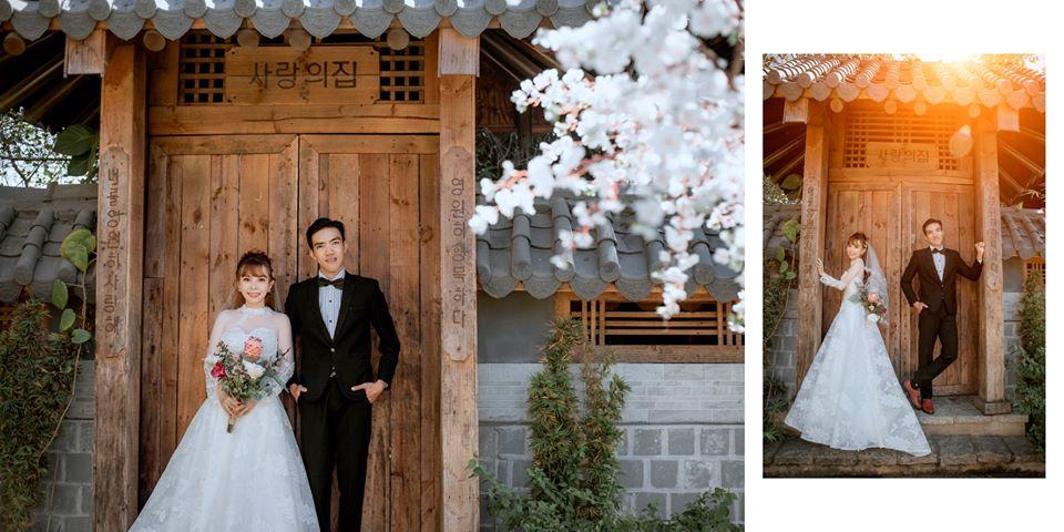 Xếp hạng 5 Studio chụp ảnh cưới phong cách Hàn Quốc đẹp nhất quận 6, TP. HCM -  Thiên Tuấn Studio