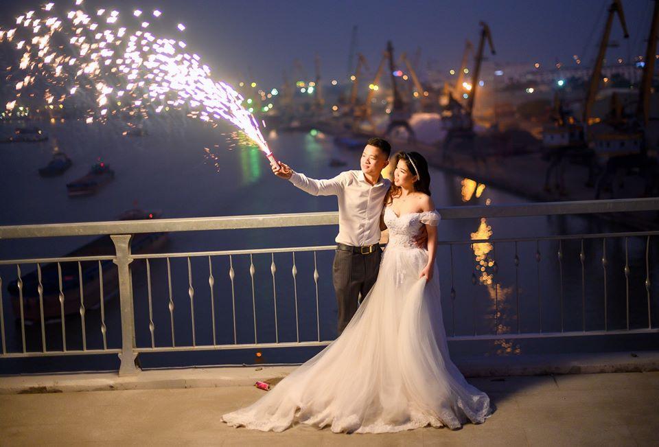 Xếp hạng 5 Studio chụp ảnh cưới đẹp và chất lượng nhất quận Lê Chân, Hải Phòng -  Huyen Bridal