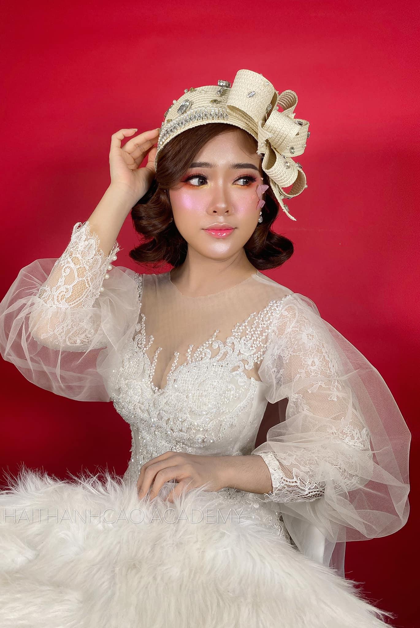 Top 7 tiệm trang điểm cô dâu đẹp nhất tại Nha Trang -  Make up Cao Hải