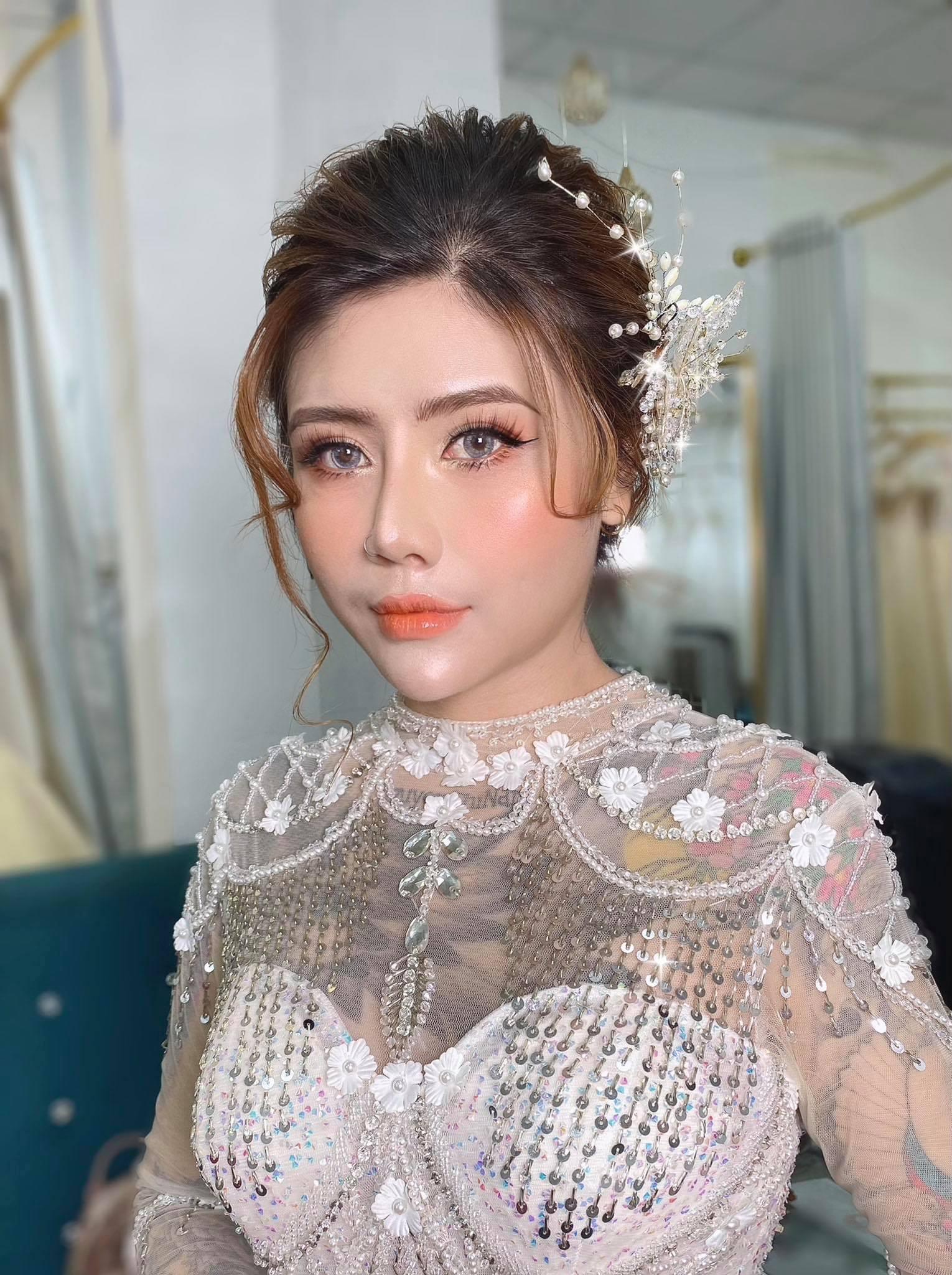 Top 7 tiệm trang điểm cô dâu đẹp nhất tại Tiền Giang -  Nam Kris Make Up