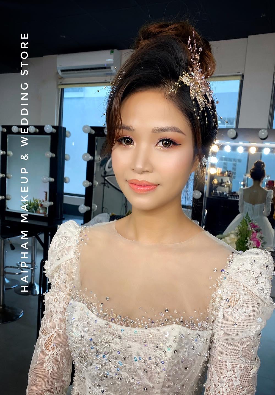 Top 7 tiệm trang điểm cô dâu đẹp nhất tại Đồng Nai -  Hải Phạm MakeUp & Wedding Store