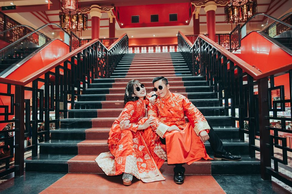 Xếp hạng 4 Studio chụp ảnh cưới đẹp nhất TP Cẩm Phả, Quảng Ninh -  Ảnh viện áo cưới Kim Sinh