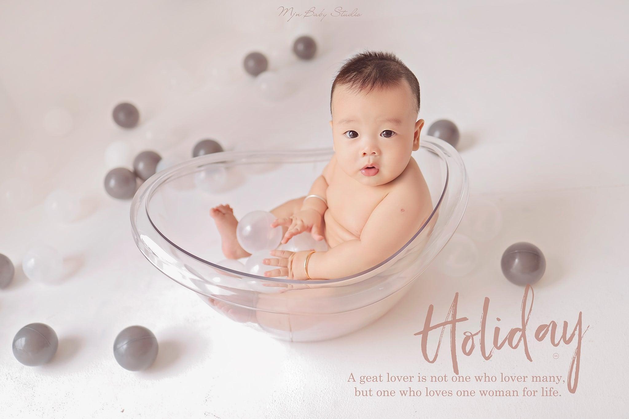 Top 7 Studio chụp ảnh cho bé đẹp và chất lượng nhất Cần Thơ - Mjn Baby Studio