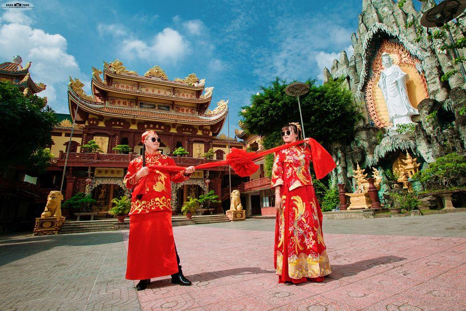 Xếp hạng 6 Địa chỉ chụp ảnh cưới đẹp và chất lượng nhất La Gi, Bình Thuận -  Kaka Tùng Studio