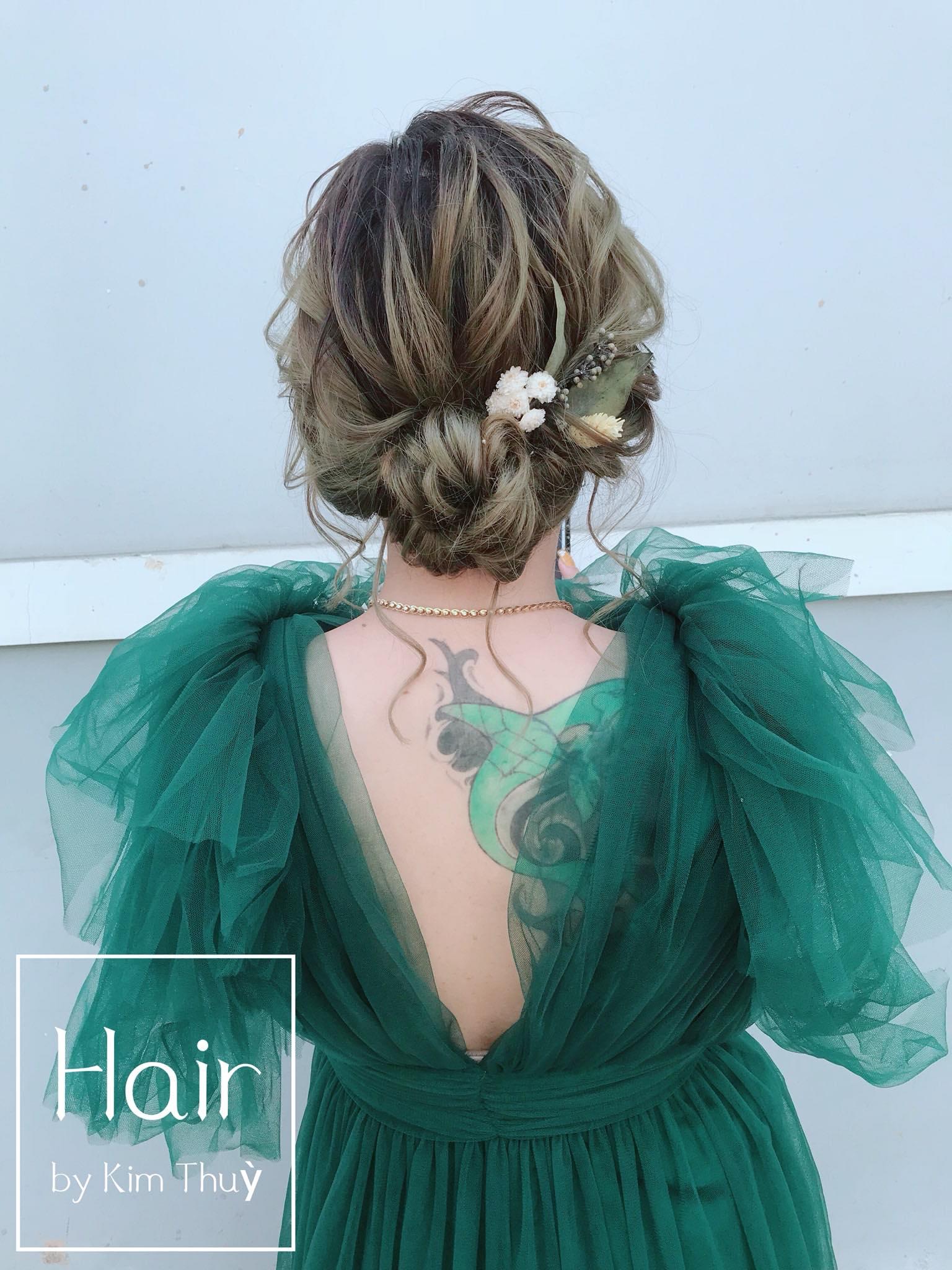Top 5 tiệm trang điểm cô dâu đẹp nhất tại Hội An -  Kim Thuỳ MakeUp
