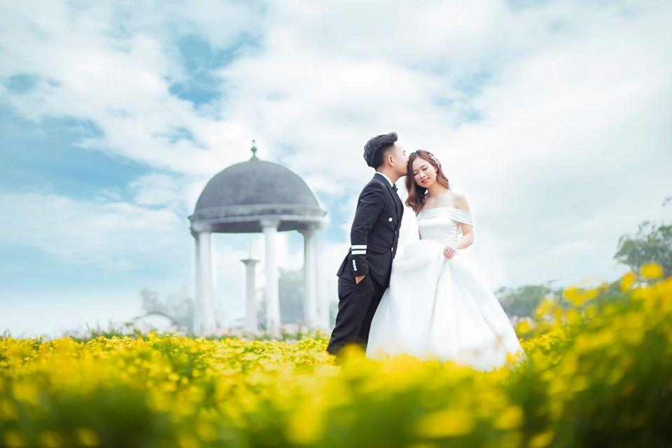 Xếp hạng 14 studio chụp ảnh cưới đẹp nổi tiếng ở Hà Nội -  Quỳnh Paris Wedding
