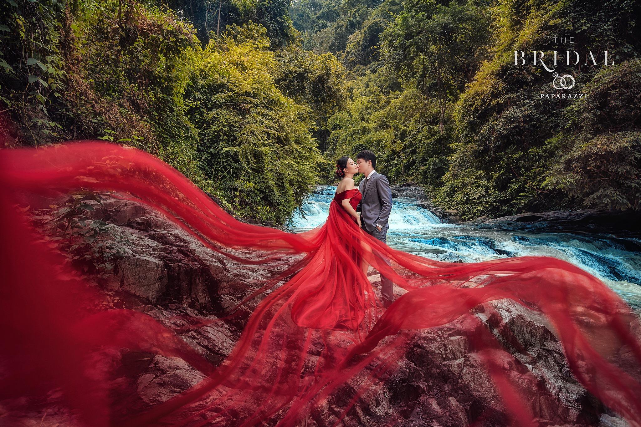 Xếp hạng 8 Studio chụp ảnh cưới đẹp nhất TP. Bảo Lộc, Lâm Đồng - Paparazzi Bridal