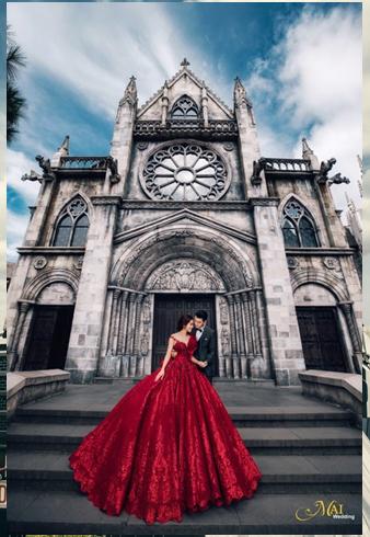 Xếp hạng 10 studio chụp ảnh cưới đẹp nhất Thành phố Hồ Chí Minh - TUART WEDDING