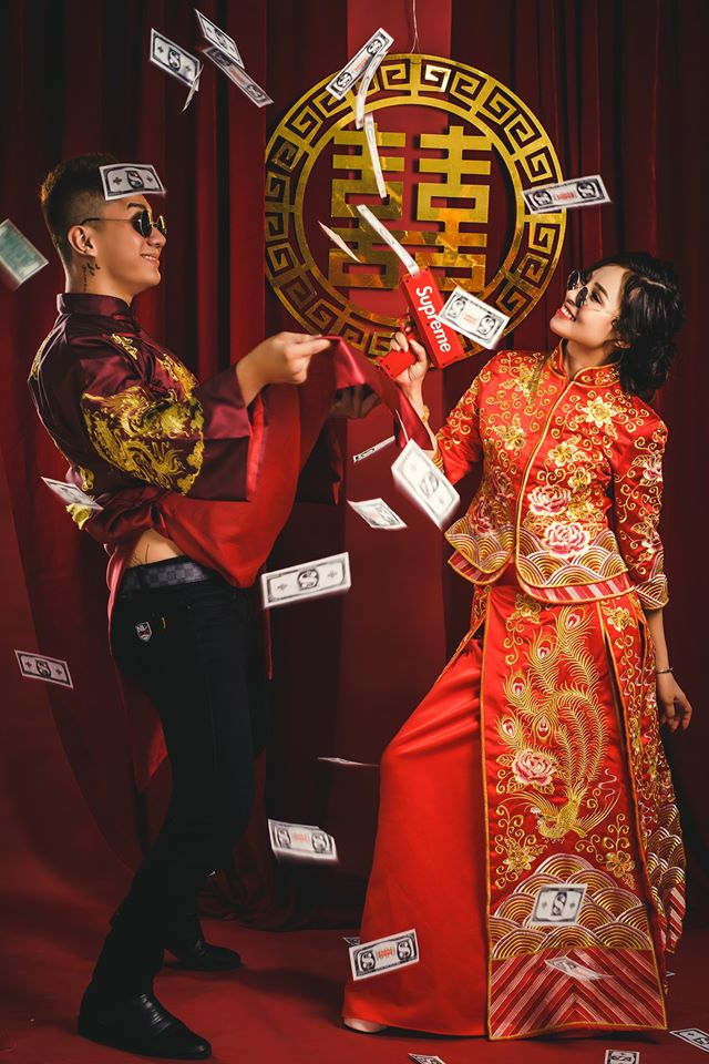 Xếp hạng 8 studio chụp ảnh cưới đẹp nhất tại Bình Dương -  Dấu yêu studio