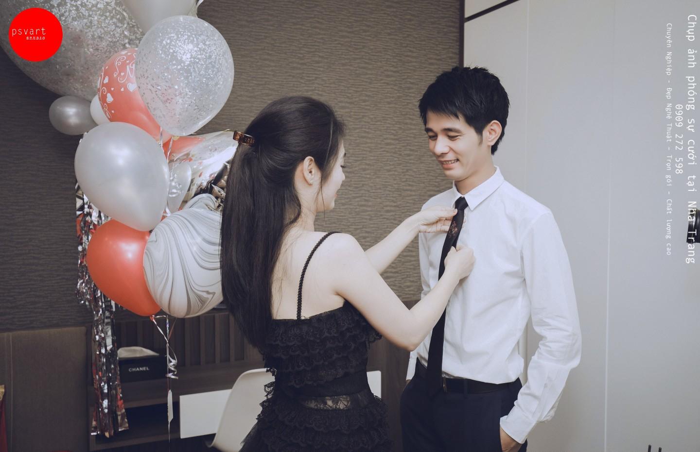 Xếp hạng 5 Studio chụp ảnh phóng sự cưới đẹp và chất lượng nhất Nha Trang -  Psvart Studio