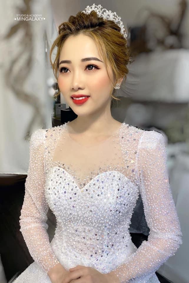 Top 7 tiệm trang điểm cô dâu đẹp nhất tại Trà Vinh -  Min Galaxy Studio