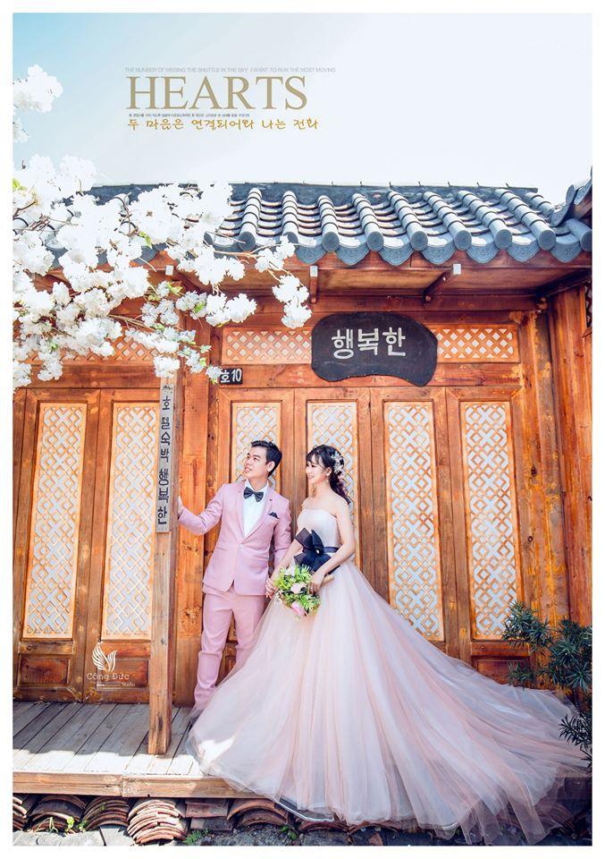 Xếp hạng 5 Studio chụp ảnh cưới đẹp nhất quận Gò Vấp, TP. HCM -  Công Đức Studio