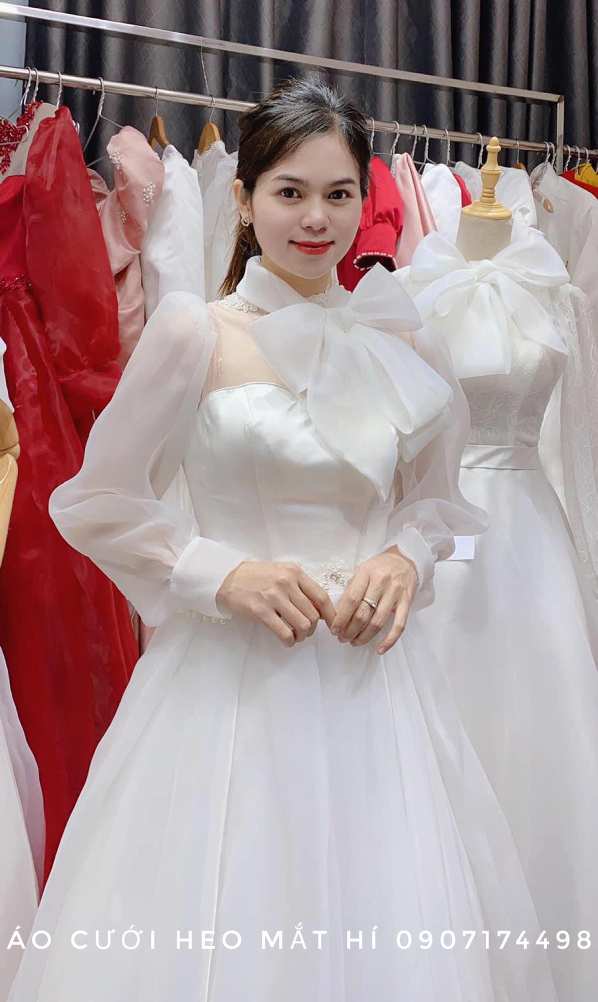 Top 7 tiệm trang điểm cô dâu đẹp nhất tại Trà Vinh -  Áo Cưới Heo Mắt Hí