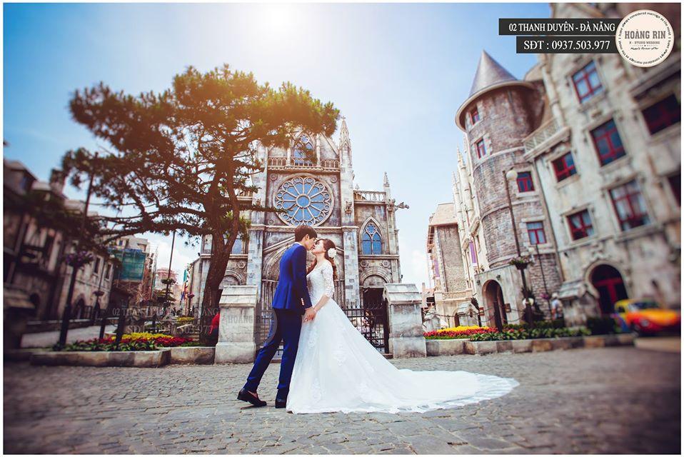 Xếp hạng 8 studio chụp ảnh cưới đẹp nhất Đà Nẵng - Rin Wedding