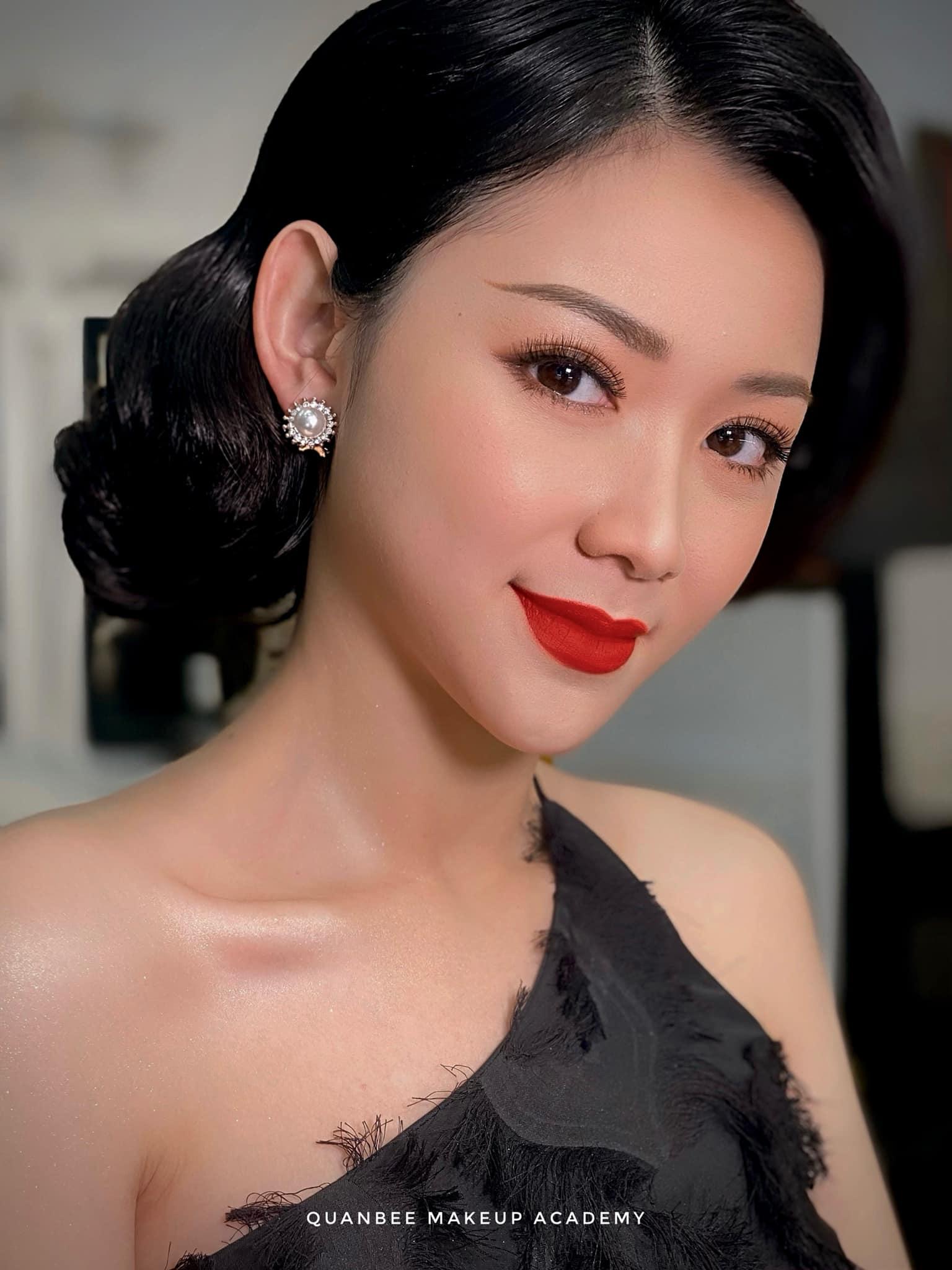Top 7 tiệm trang điểm cô dâu đẹp nhất tại Hà Nội -  Quanbee Make-Up