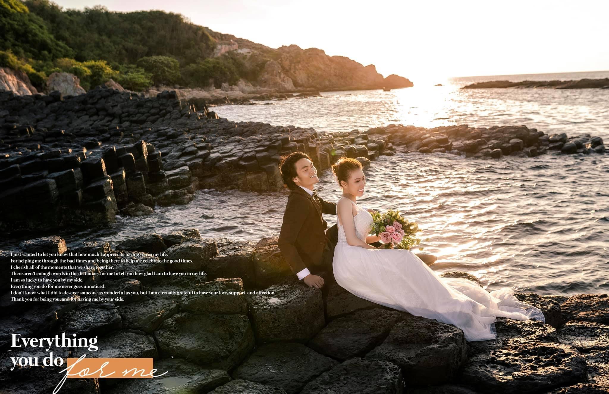 Xếp hạng 4 Studio chụp ảnh cưới đẹp nhất Phú Yên - Nẫu Studio