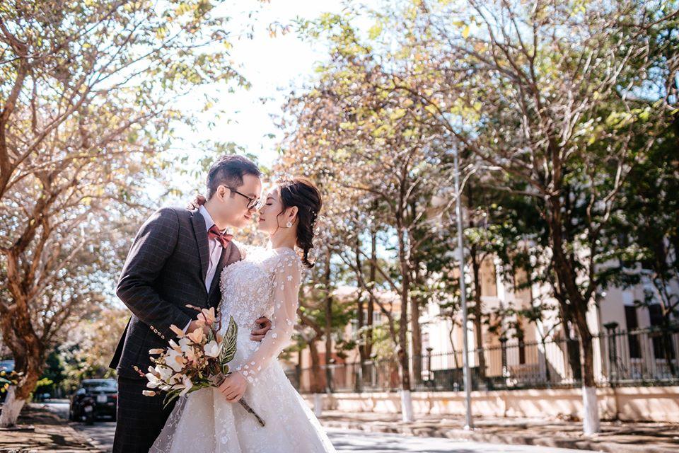 Xếp hạng 7 Studio chụp ảnh cưới phong cách Hàn Quốc đẹp nhất Bắc Ninh -  Tada Wedding