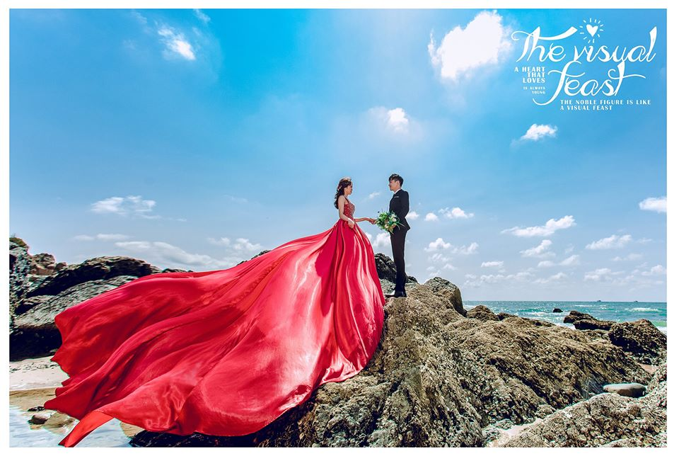 Xếp hạng 7 Studio chụp ảnh cưới đẹp nhất TP. Bà Rịa Vũng Tàu -  Gôn Studio