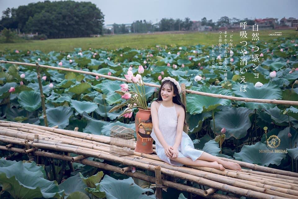 Xếp hạng 7 Studio ảnh cưới đẹp nhất Sơn Tây, Hà Nội -  Áo Cưới Mimosa
