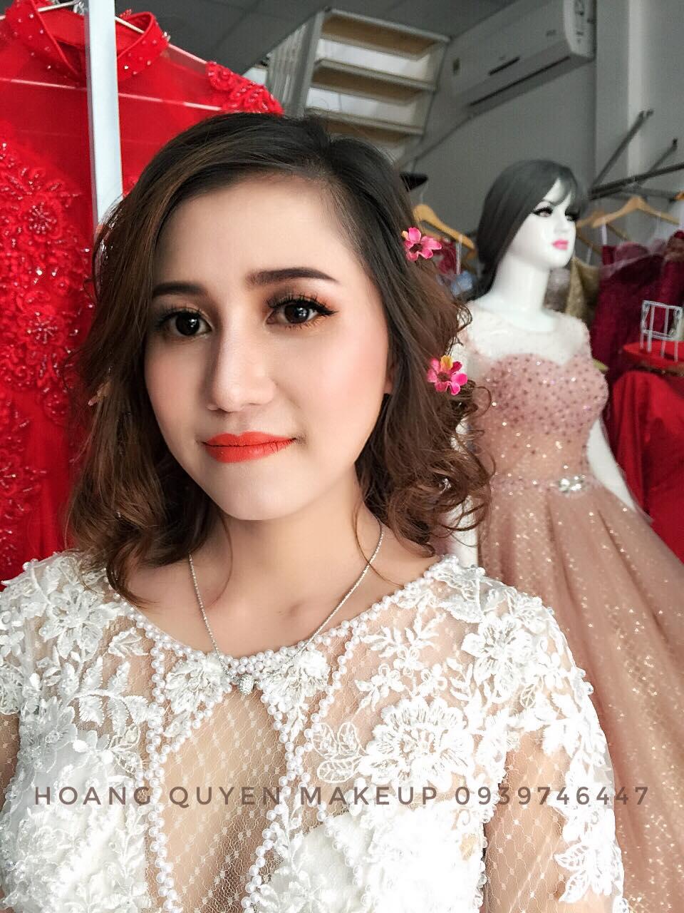 Top 7 tiệm trang điểm cô dâu đẹp nhất tại Trà Vinh -  Make Up Huỳnh Hoàng Quyên (Studio DÂU)