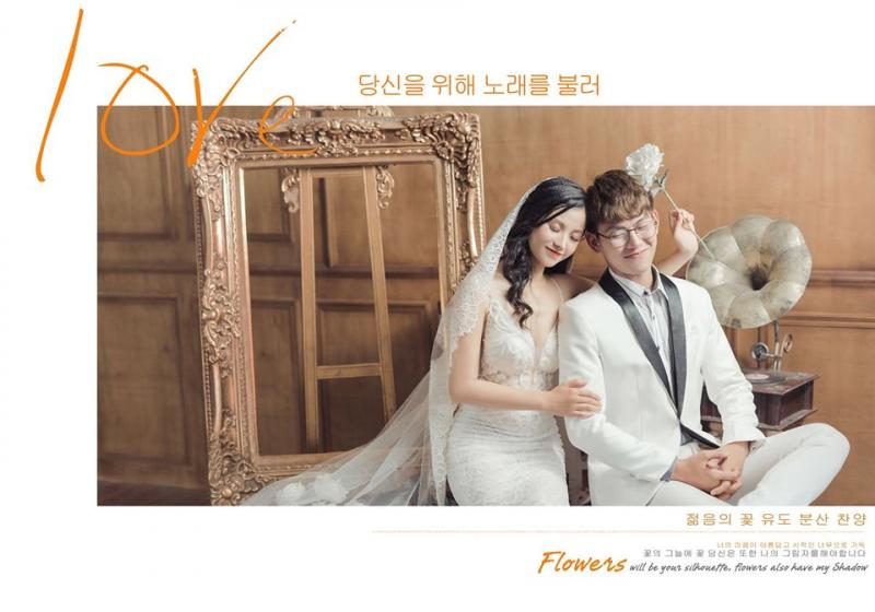 Xếp hạng 6 Studio chụp ảnh cưới phong cách Hàn Quốc đẹp nhất quận Thanh Xuân, Hà Nội -  Áo Cưới MoDa