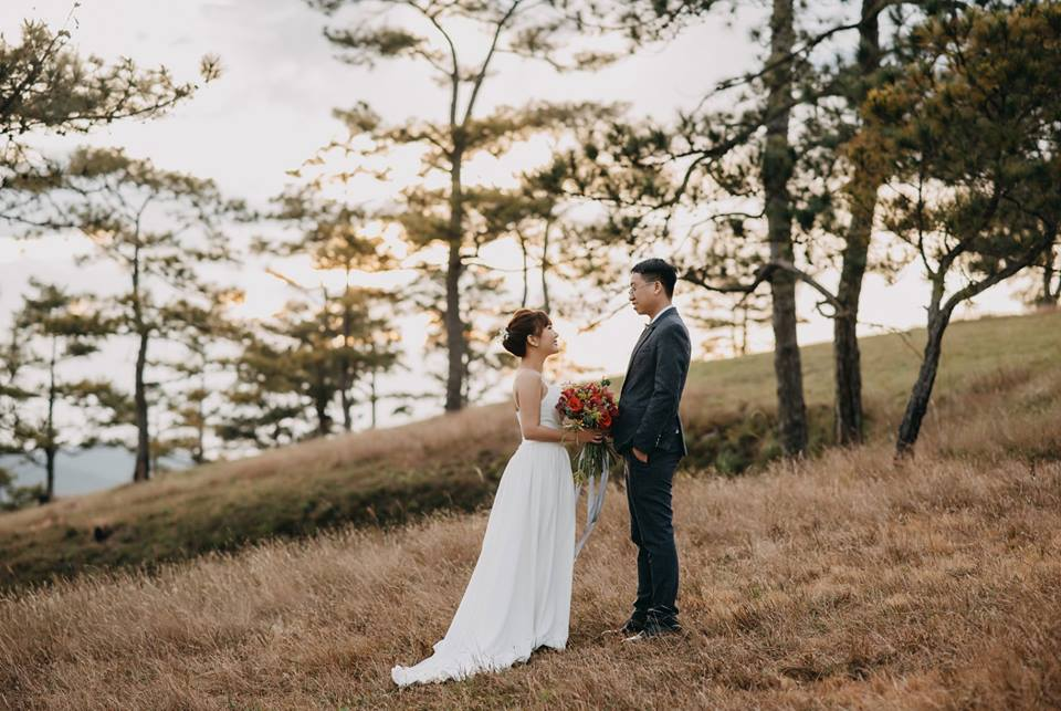 Xếp hạng 6 Studio chụp ảnh cưới phong cách Hàn Quốc đẹp nhất quận Thanh Xuân, Hà Nội -  Ảnh viện áo cưới romantic