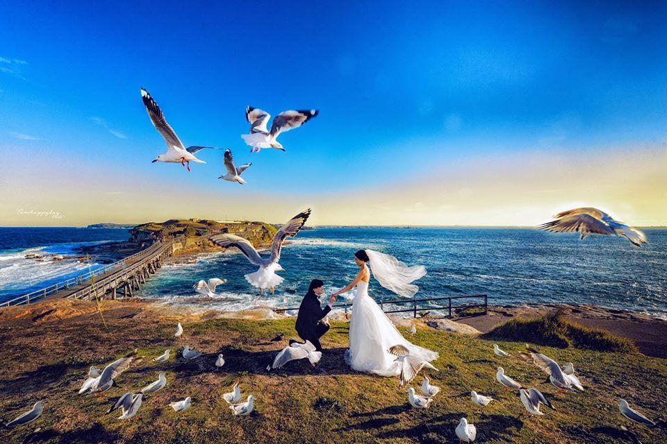 Xếp hạng 4 Studio chụp ảnh cưới phong cách Hàn Quốc đẹp nhất quận 4, TP. HCM -  Ồ Cưới Studio