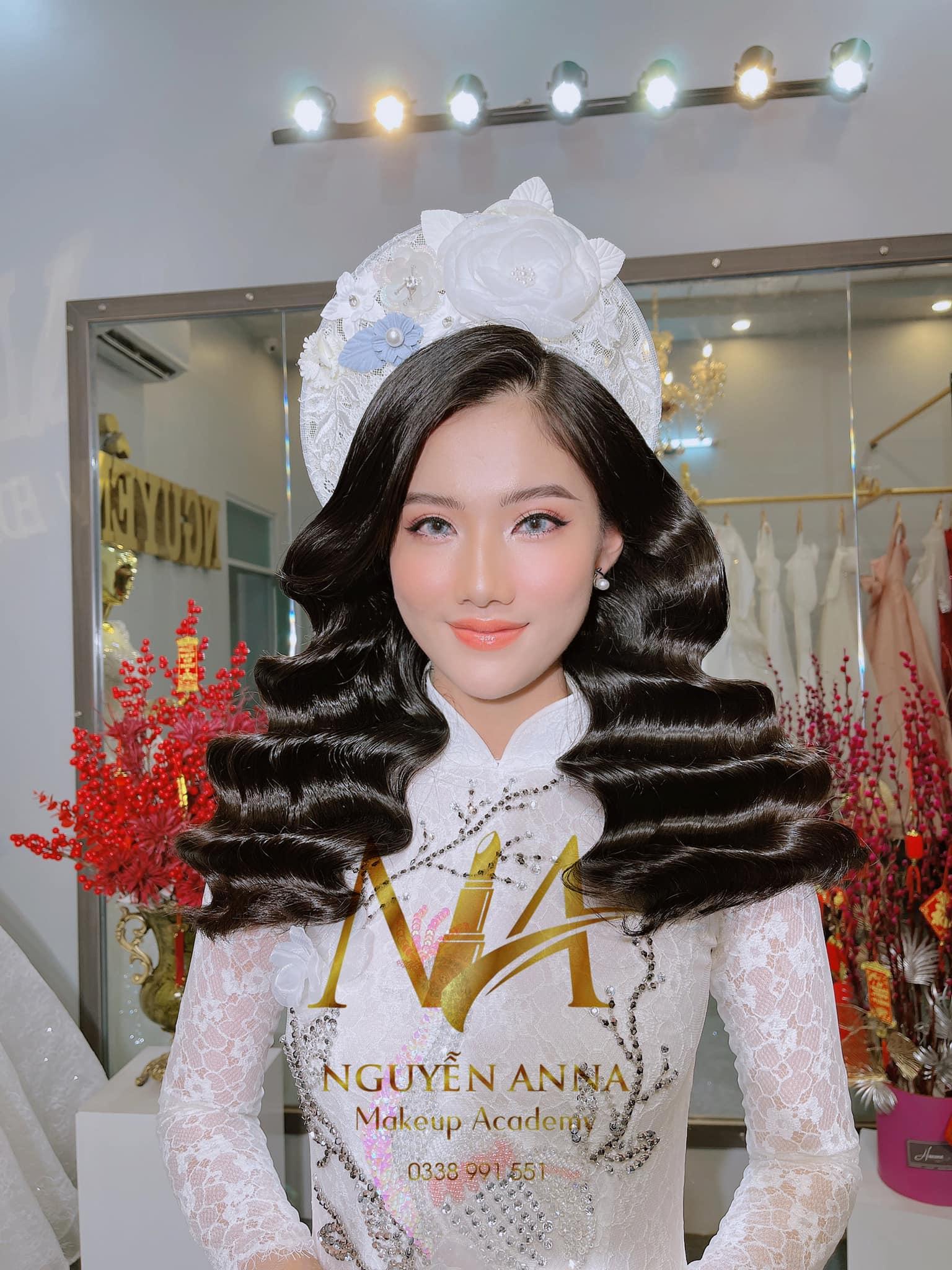 Top 7 tiệm trang điểm cô dâu đẹp nhất tại Cần Thơ -  Nguyễn Anna Makeup