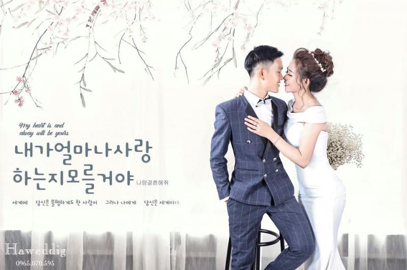 Xếp hạng 6 Studio chụp ảnh cưới đẹp và chất lượng nhất Cẩm Mỹ, Đồng Nai -  Ha Wedding Studio