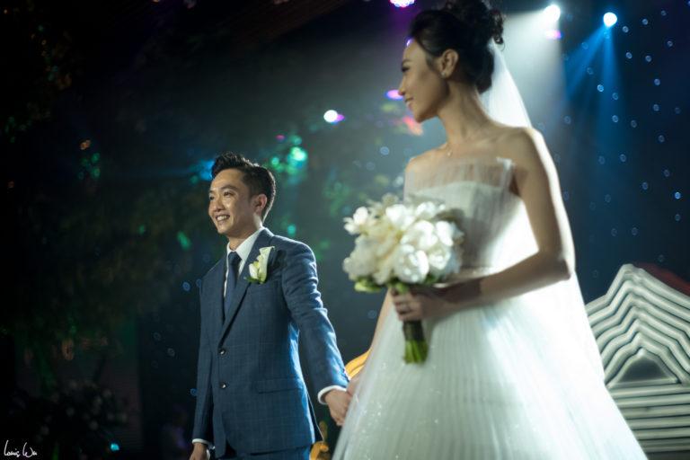 Xếp hạng 10 studio chụp ảnh cưới đẹp nhất Thành phố Hồ Chí Minh - Louis Wu Studio