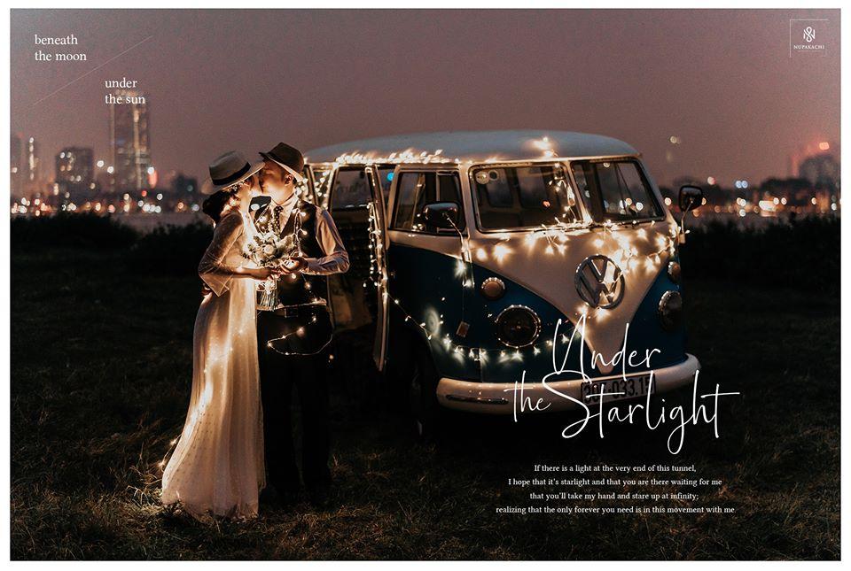 Xếp hạng 5 Studio chụp ảnh cưới đẹp nhất Quận 3, Tp. HCM -  Nupakachi Wedding