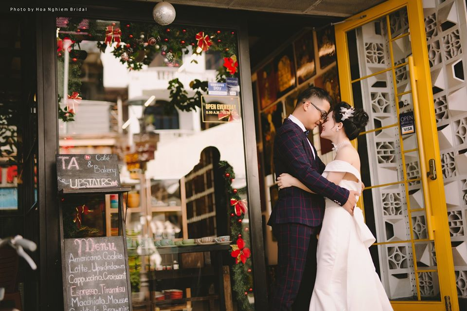 Xếp hạng 8 Studio chụp ảnh cưới đẹp, chuyên nghiệp nhất tại TP Huế -  Hoa Nghiêm Bridal