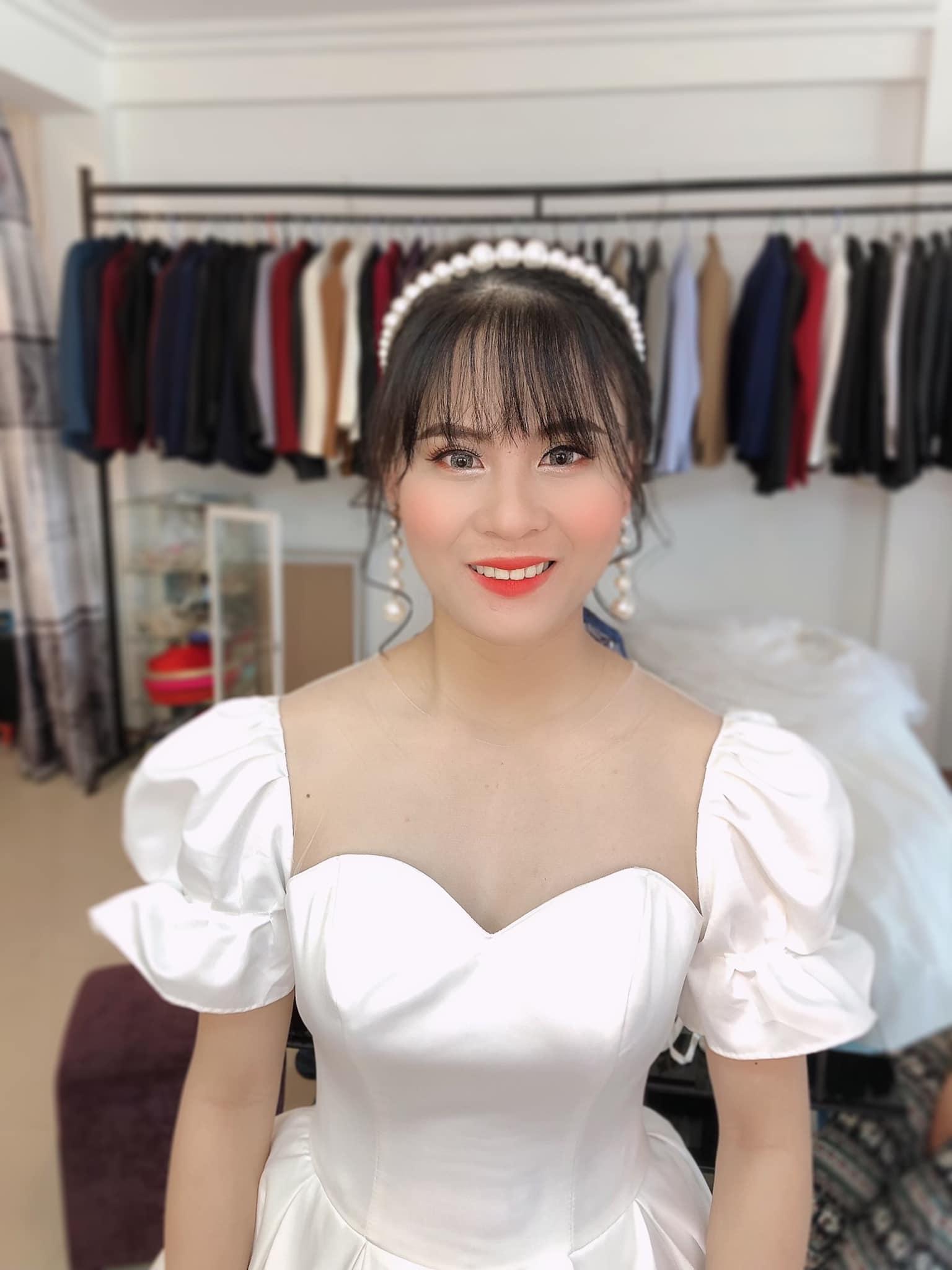 Top 5 tiệm trang điểm cô dâu đẹp nhất tại Hội An -  Ngọc Tuấn Make Up (Hà Vy Wedding)
