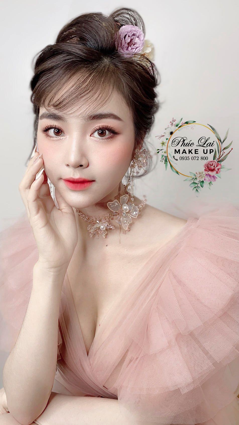 Top 5 tiệm trang điểm cô dâu đẹp nhất tại Hội An -  Phúc Lai Make Up (Nin Nguyễn Studio Wedding)