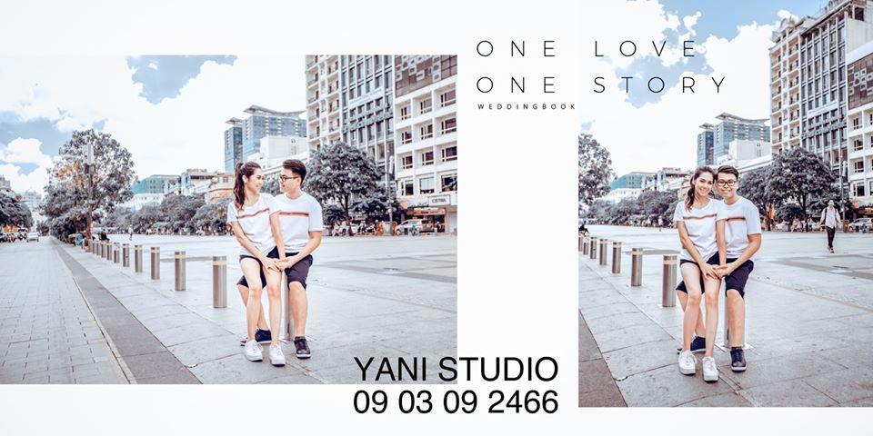 Xếp hạng 7 Studio chụp ảnh ngoại cảnh đẹp nhất quận 1, TP. HCM -  YANI Studio