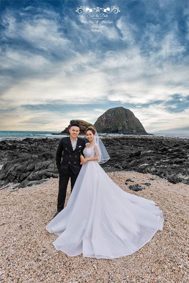 Xếp hạng 4 Studio chụp ảnh cưới đẹp nhất Phú Yên -  Hana studio