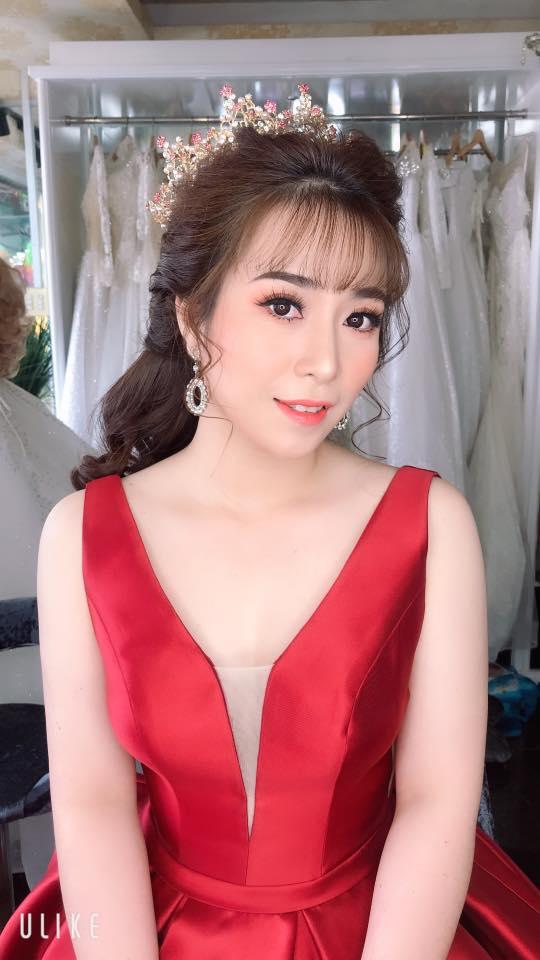 Top 7 tiệm trang điểm cô dâu đẹp nhất tại Đồng Tháp -  Lê Quỳnh make up (Studio Lê Quỳnh)