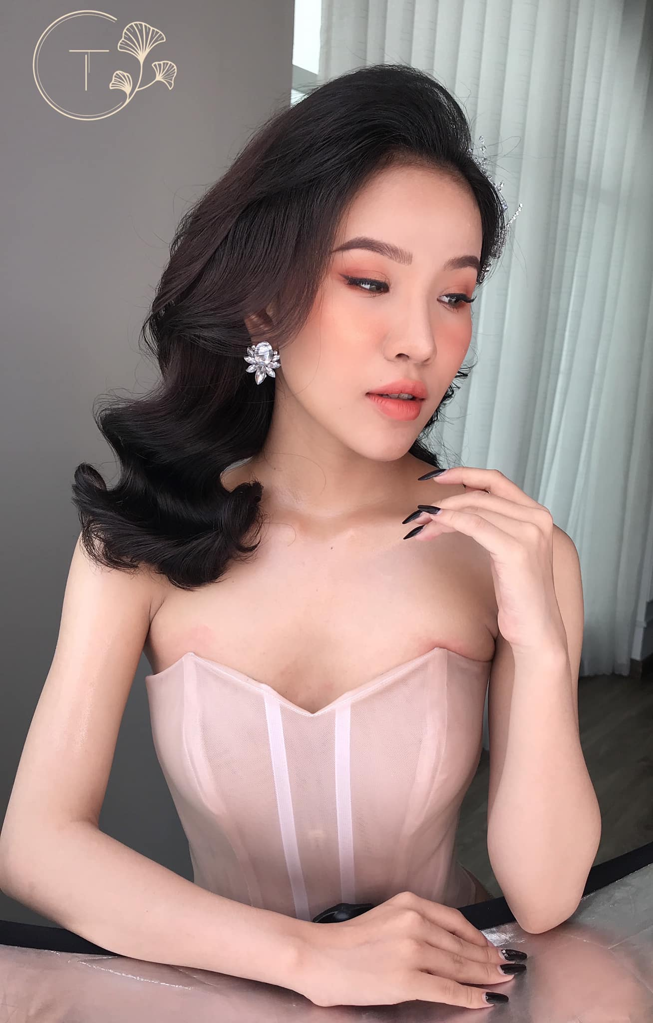 Top 7 tiệm trang điểm cô dâu đẹp nhất tại Phú Quốc -  THAO TRAN Makeup Artist