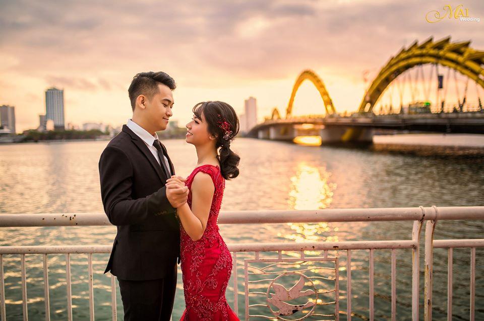 Xếp hạng 12 Studio chụp ảnh cưới đẹp và chất lượng nhất quận Hải Châu, Đà Nẵng -  Studio Mai Wedding
