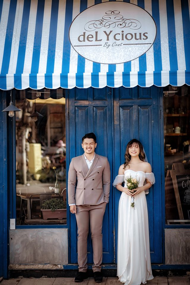 Xếp hạng 7 studio chụp ảnh cưới Hàn Quốc đẹp nhất Nha Trang, Khánh Hòa -  Cuong Tran Studio