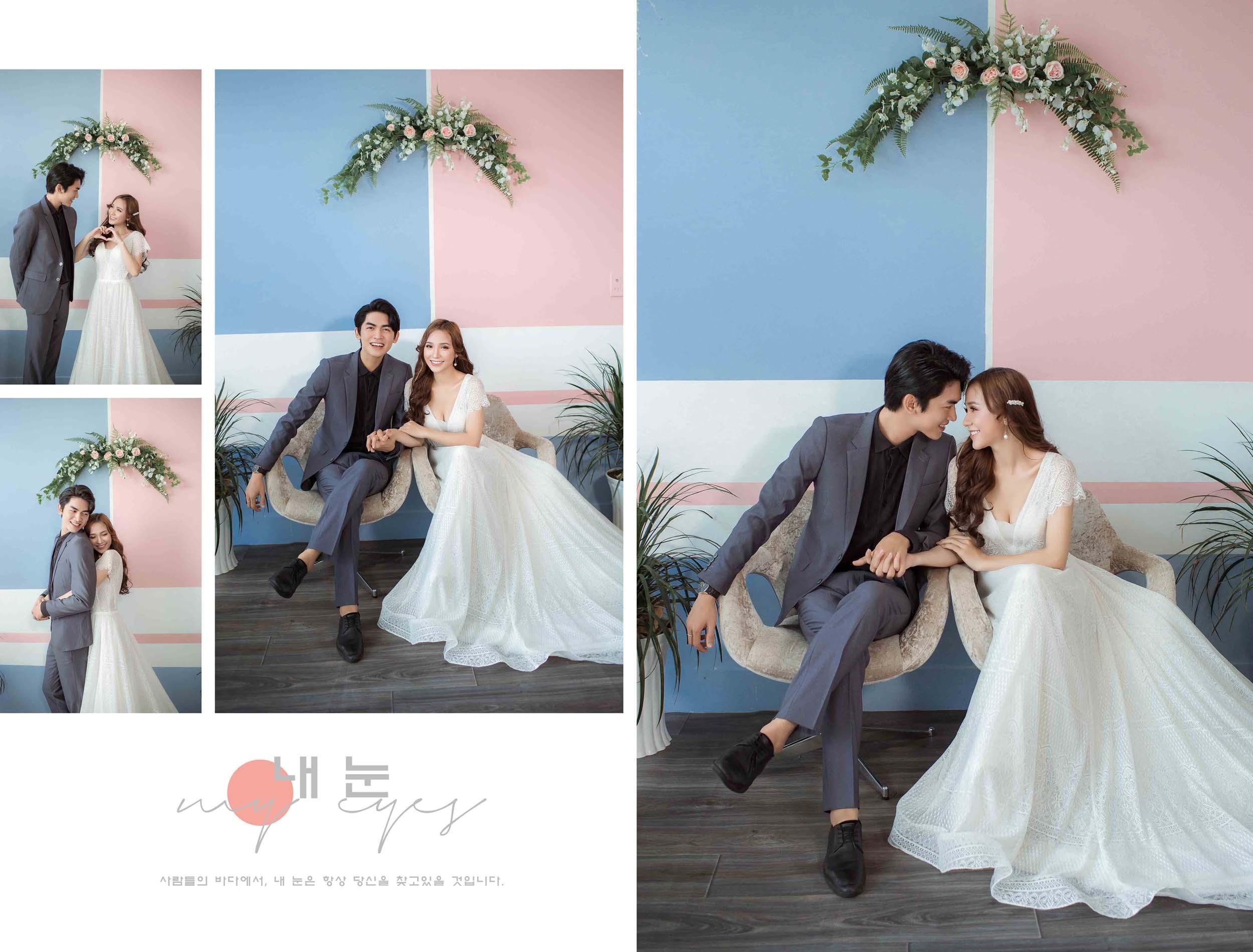 Xếp hạng 5 Studio chụp ảnh cưới phong cách Hàn Quốc đẹp nhất quận 6, TP. HCM -  Salem Studio