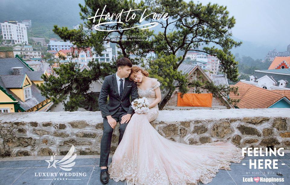 Xếp hạng 6 Studio chụp ảnh cưới phong cách Hàn Quốc đẹp nhất quận Tây Hồ, Hà Nội -  LUXURY WEDDING