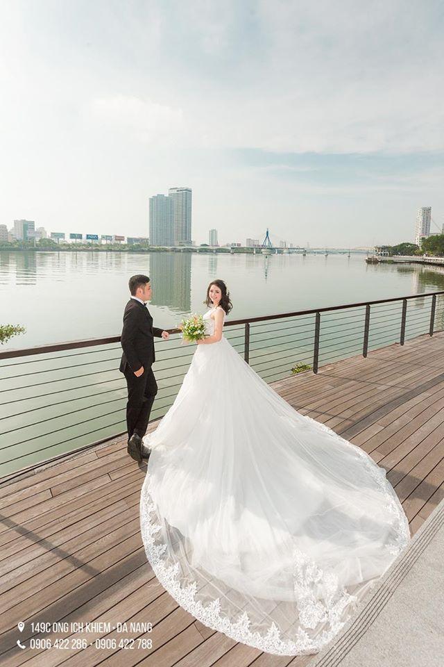 Xếp hạng 8 studio chụp ảnh cưới đẹp nhất Đà Nẵng -  Ngoan Bridal